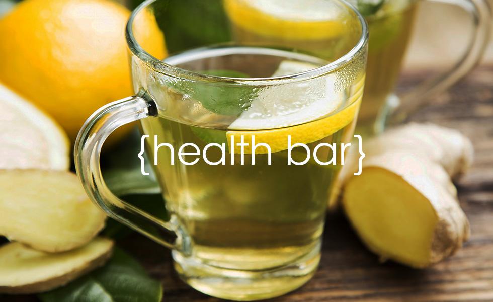 Health Bar at Lotus health and fitness