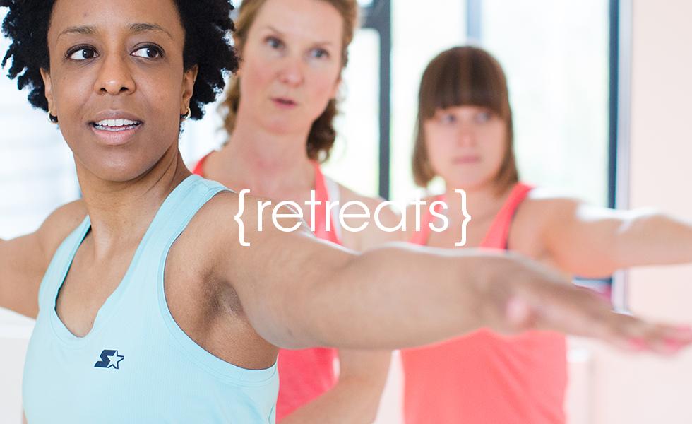 retreats at Lotus health and fitness