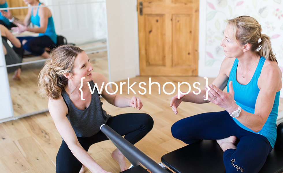 workshops at Lotus health and fitness