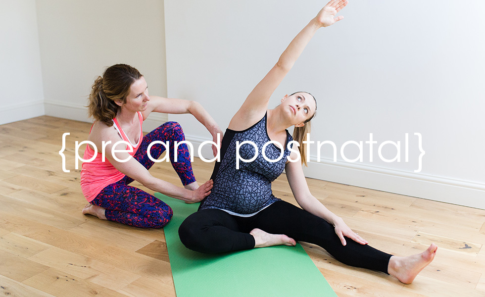 pre and postnatal at Lotus health and fitness
