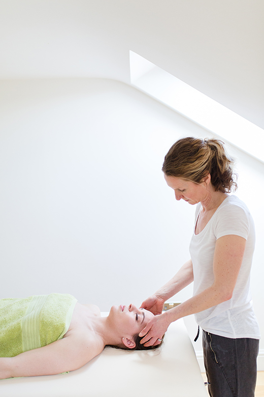 Traditional Ayurvedic massage at lotus health and fitness