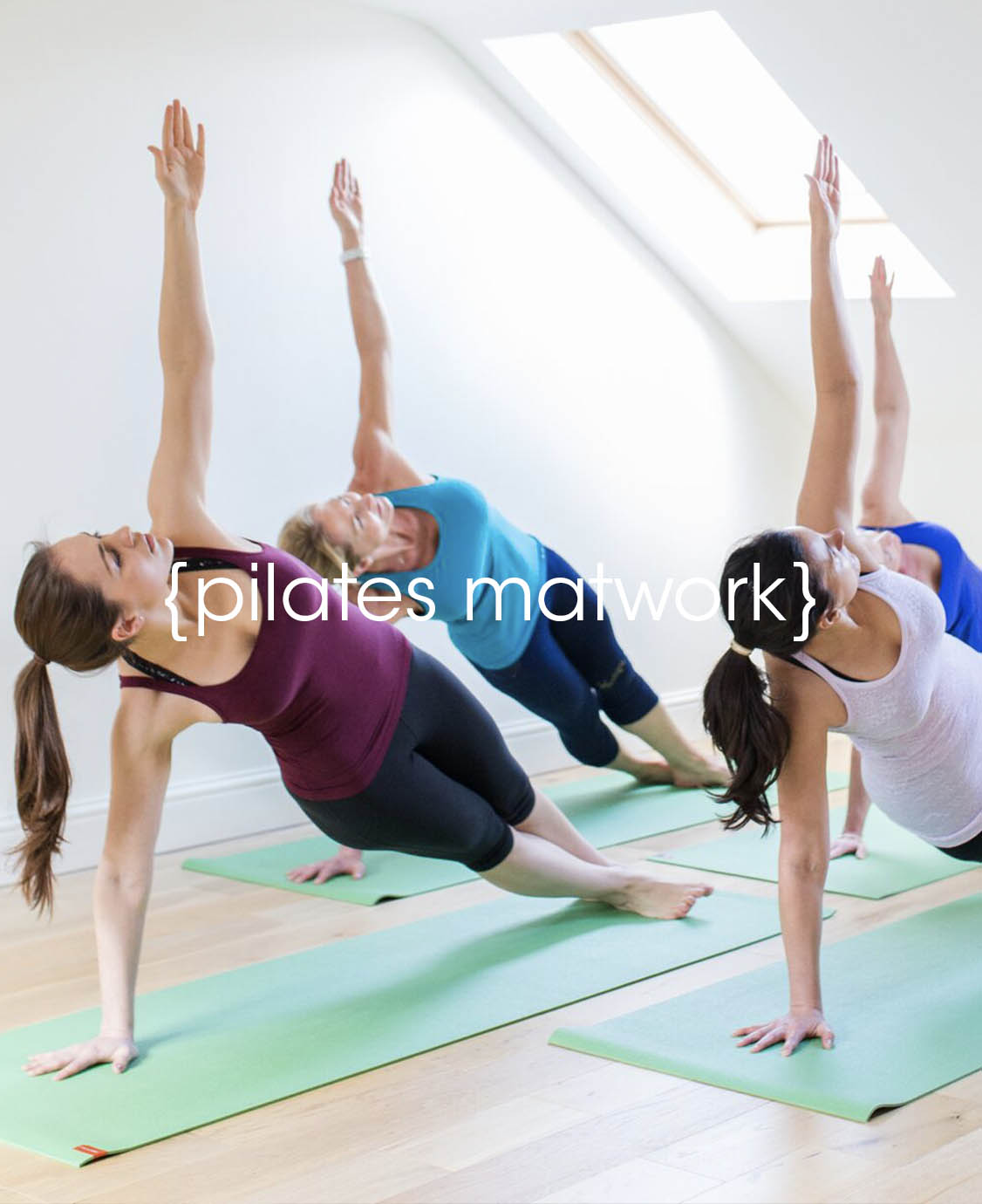Pilates at Lotus health and fitness