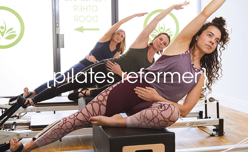 Pilates Reformer at Lotus health and fitness