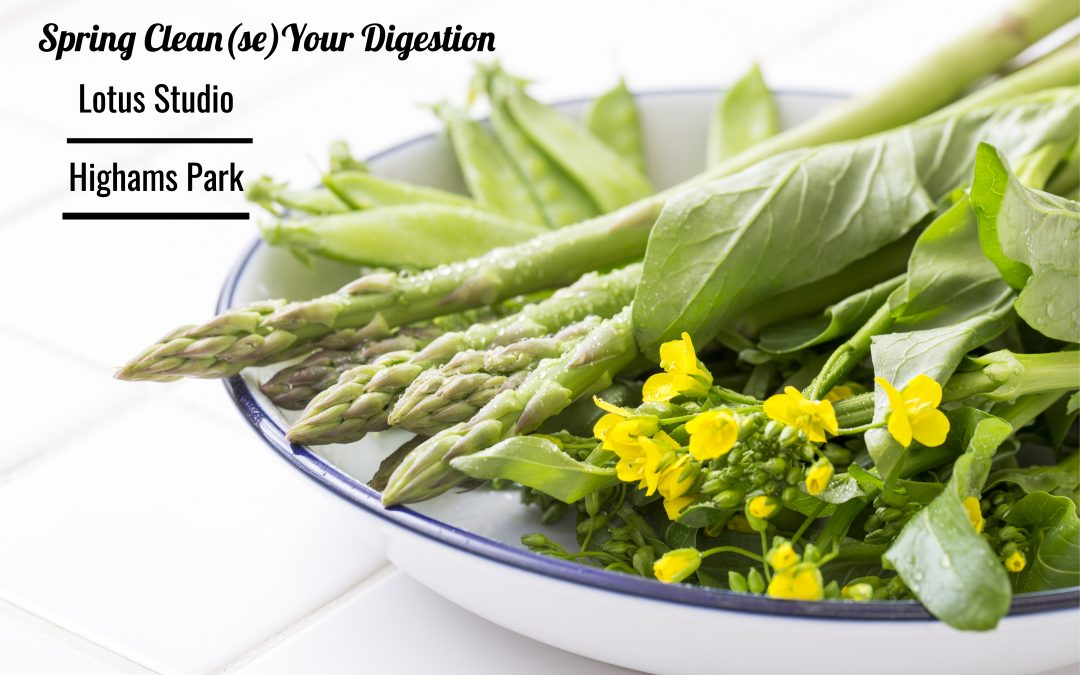 Spring Clean(se) Your Digestion
