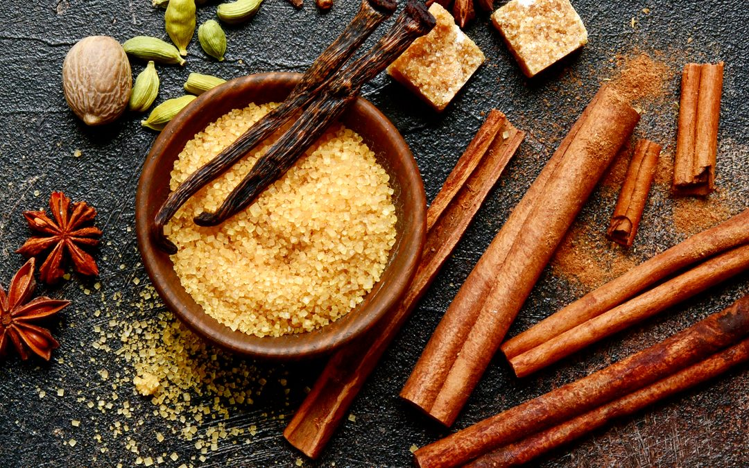 Winter Spices for Cooking and Remedies