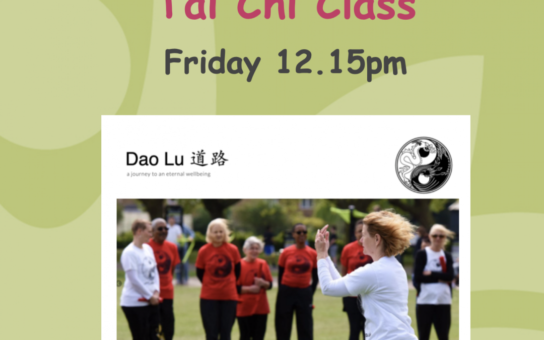 Lunchtime Tai Chi Class