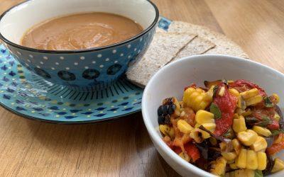 Autumn Dosha Balancing Soups