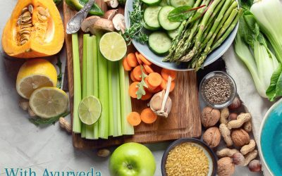 Women's Health Workshop 2. Diet, lifestyle and stress management. The gentle, Ayurvedic Approach to breeze through the menopause.