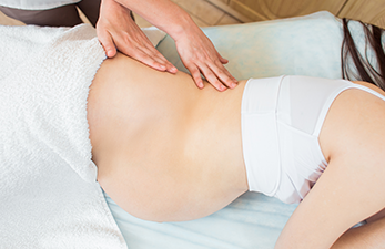prenatal ayurvedic massage at Lotus health and fitness